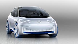Volkswagen I.D. eléctrico autónomo coches futuro compacto