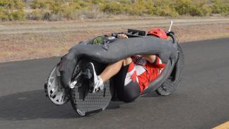 Aerovelo bicicleta más rápida record records velocidad bici canada tecnología