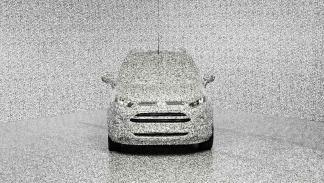 Así se diseña el camuflaje de los prototipos de Ford