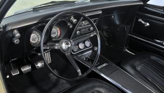 Chevrolet Camaro 1ª Generación - 1967-1969