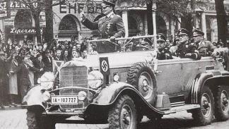 mann Göering también disfrutaba del Mercedes G4