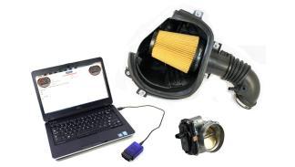 Kit de potenciación para el Ford Mustang