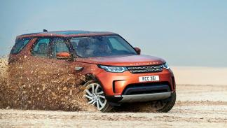 Land Rover Discovery 2017 off-road 4x4 suv lujo