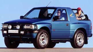 Opel Frontera - 2.000 euros