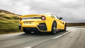 Probamos el Ferrari F12tdf