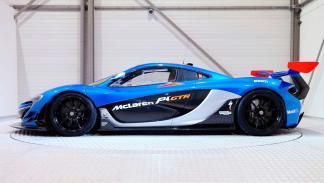 5 razones por las que necesitas este McLaren P1 LM - Tiene una decoración espectacular