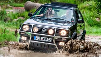 Volkswagen Golf Country suv todo terreno compacto off-road