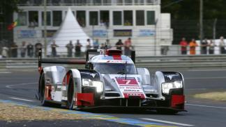 Vuelta más rápida en las 24 horas de Le Mans