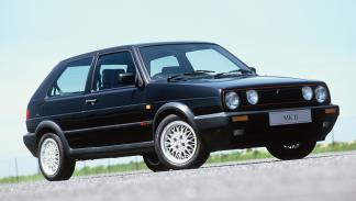 9 iconos GTI que marcaron una época - VW Golf GTI