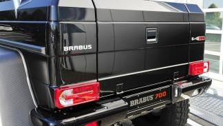 Así es el Brabus B63S 6x6