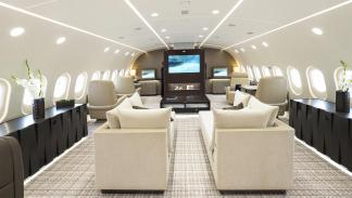 BBJ 787-8 VVIP: 160,4 millones de euros