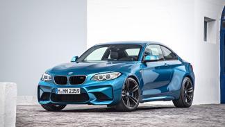 BMW M2 Coupé 2016 (V)