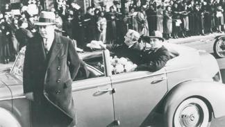 Cadillac Convertible de Franklin D. Roosevelt