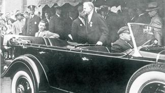 Cadillac Limousine de Hervert Hoover