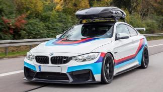 Carbonfiber Dynamics M4R - Se presentará en el Salón de Essen