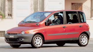 Coches feos pero prácticos - Fiat Multipla