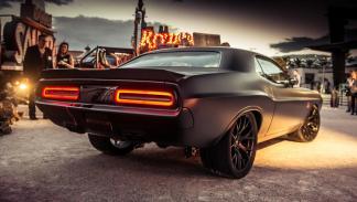 Dodge Shakedown Challenger muscle car clásico sema show hellcat mopar