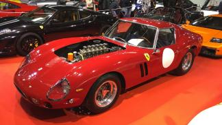 Ferrari 250 GTO autoclassica clásico caros