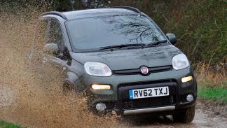 Fiat Panda 4x4 todoterreno barato todo terreno off-road