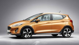 Ford Fiesta 2017 Active