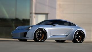 Futuro Porsche 911 Sasha Selipanov concept render dibujo diseño prototipo