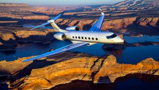 Gulfstream G650ER: 58,5 millones de euros