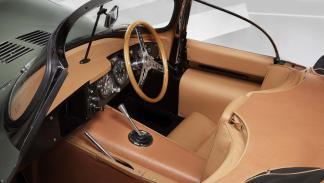 Jaguar XKSS nuevo remake reconstruido replica moderna nuevo Classic clásico