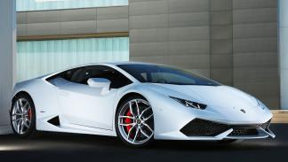 Lamborghini Huracán - Rent Bull