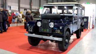 Land Rover Defender Series I todo terreno original clásico autoclassica