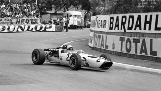 McLaren debuta en el GP de Mónaco 1966