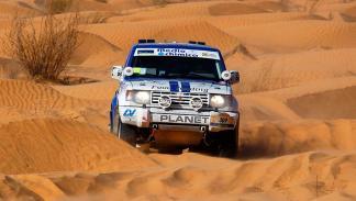 Mitsubishi Montero del Dakar rally off-road todo terreno todoterrenos