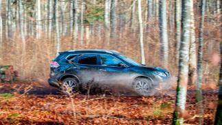 Nissan X-trail 2017 (IV)