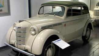 Opel Kadett (1936 - 1940)