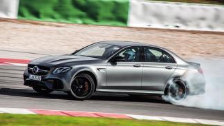 Prueba: Mercedes-AMG E63 2017