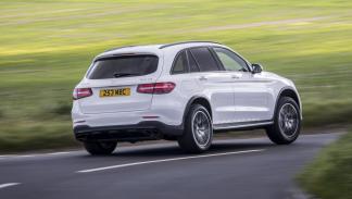 Prueba Mercedes-AMG GLC 43 (IV)