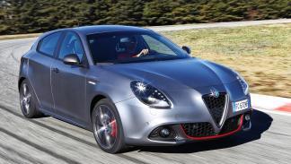 Los rivales del VW Golf GTI 2017 - Alfa Romeo Giulietta Veloce