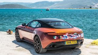 2016 en nueve cifras - 15 - Países cruzados con el Aston Martin DB11