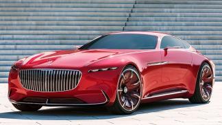5 concept cars de 2016 que nos gustaría ver en 2017 - Vision Mercedes-Maybach 6