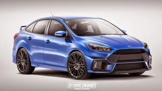 Ford Focus RS Sedan