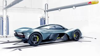 Aston Martin AM-RB 001 (III)