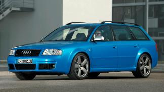 Audi RS6 Plus Avant C5 familiar deportivo