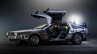 Delorean DMC-12 Regreso al futuro