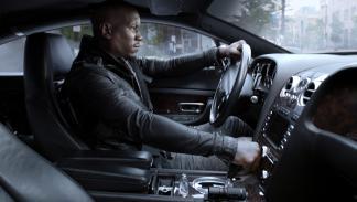 Fast and Furious 8 escena coche
