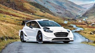 Ford Fiesta WRC 2017 (II)