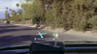 Head-Up Display Navdy (II)