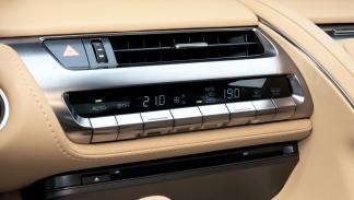 Detalles del Lexus LC 2017