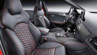 Los mejores coches para Papá Noel - Audi RS6 Avant Performance