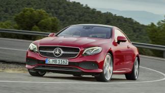 Mercedes-Benz Clase E Coupé (IV)