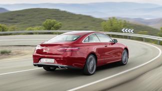 Mercedes-Benz Clase E Coupé (V)