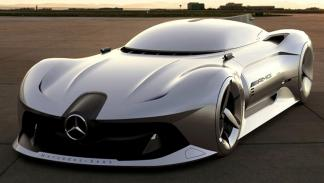 Mercedes Flecha Plateada 2040 (II)